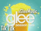 Video Tik Tok (Glee Cast Version)